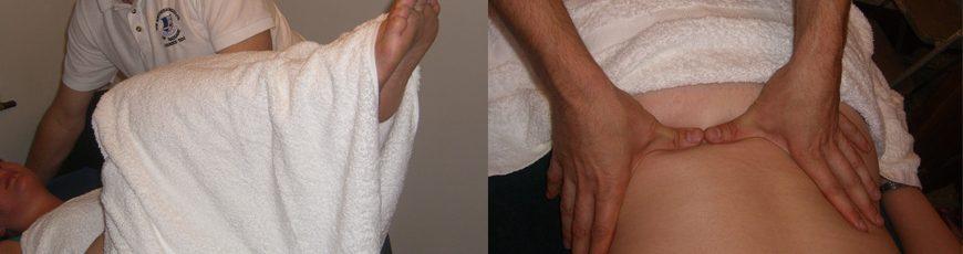 Back pain, spasm & disc problems